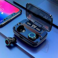 Noise canceling bluetooth earbud TWS 5.0 wireless headphone for iPhone 2020