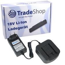 Trade-shop 18 V Li-ion Chargeur de Batterie pour FESTOOL BHC c15 18 C 18 LI RDC 18/4