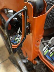 2-VINYL COATED 220LB RATED MAGNETIC TRACTOR MIRRORS KUBOTA B BX JOHN DEERE MOWER