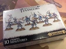 40K AOS Warhammer Tzeentch Arcanites Tzaangors NIB