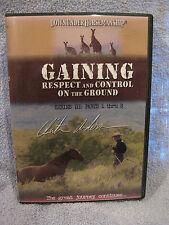 Clinton Anderson - Downunder Horsemanship - Gaining Respect & Control 3 DVD NEW