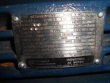 General Electric Motor 5KE284BC305B 15hp 460 1175RPM 3PH
