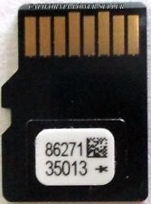 13 14 15 16 Toyota Camry Highlander Tundra Navigation Micro SD Card 86271-35013