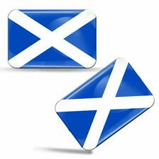 Autocollants 3D Écosse Drapeau Écossais Scotland National Flag Scottish Stickers