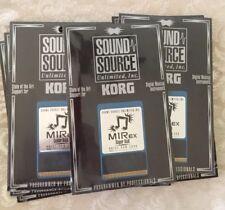 Korg Sound Source M1REX 'Super R&B' ROM Card