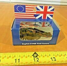 American Revolution English 6-PDR Field Barrel Cannon Gun Americana (New)