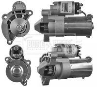 Borg & Beck Starter Motor BST2072 - BRAND NEW - GENUINE - 5 YEAR WARRANTY