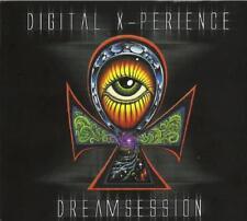 DIGITAL X-PERIENCE = Dreamsession = CD = PSY TRANCE PROGRESSIVE TECHNO !!