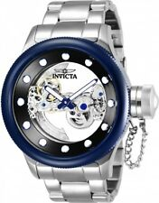 26274 Invicta Russian Diver Automatic Ghost Bridge Men's 52mm SS Bracelet Watch