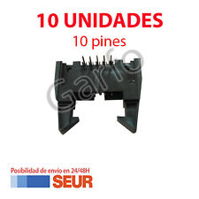 x10 Conector IDC Macho 2.54mm DC2-10 10 Pines (5x2)