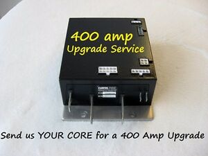 EzGo PDS 1206MX 73326G0 Motor Speed Controller, 36V 400 Amp UPGRADE SERVICE