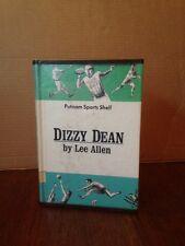 DIZZY DEAN BY LEE ALLEN 1967 PUTNAM SPORTS SHELF