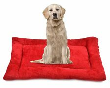 Self Warming Dog Crate Pad - Dog Beds for Large Medium Small Dogs and Cats Pets
