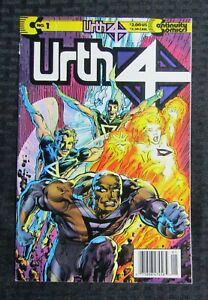 1989 URTH 4 #1 FN- 5.5 Continuity Comics / Neal Aams Cover