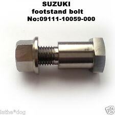GSX-R1000K1 to K8 TITANIUM bike stand bolt.  No:09111-10059-000