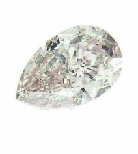 1.00 Cts Diamond Loose Natural Color GIA SI2 Fancy Orangy Pink Pear