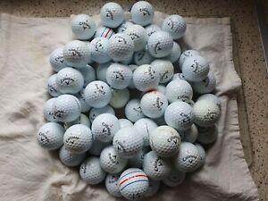 67 Callaway Chrome Soft golf balls
