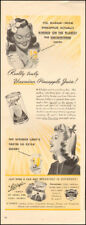 1940's Vintage ad for Libby's Pineapple and Tomato Juice art      (030818)