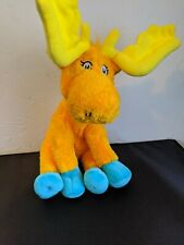 "Thidwick The Big-Hearted Moose by Dr. Seuss Kohl's Cares 14"" Plush"