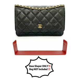 Bag Insert Base / Side Protector Shaper Saver For Chanel Wallet On Chain WOC