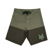 Zoo York Men's - Dyer - Board Shorts - Khaki/Black