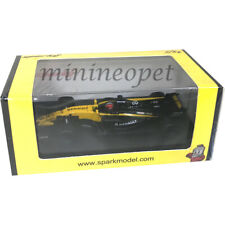 SPARKY RENAULT F1 RS #27 DIECAST MODEL CAR 1/64 Y054 YELLOW BLACK