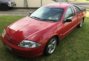 2000 Ford Falcon AU XLS Ute Petrol/LPG 4.0L manual 300km no RWC East Keilor 3033