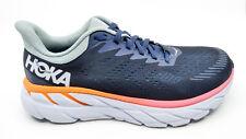 HOKA ONE ONE Clifton 7 Women's Cushioned Running Shoes Size 7.5 1110509 BIBH