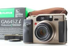 RARE!!【Unused in Box 002】Fuji FujiFilm GA645 Zi Pro Film Camera From JAPAN #1211