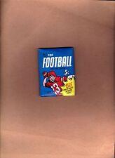 1968 TOPPS Football Wax Pack