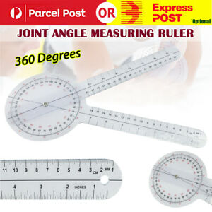 49cm 360 Degrees Calibrated Goniometer Physio Medical Joint Angle Measure Ruler