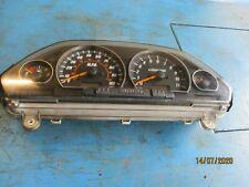 2004 Suzuki Burgman AN400 clocks speedo dashboard instrument panel 20774m