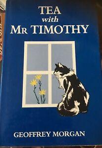 Tea with Mr. Timothy By Geoffrey Morgan, Nicholas Fisk