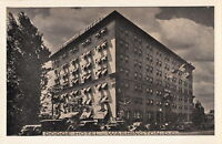 Postcard Dodge Hotel Washington DC
