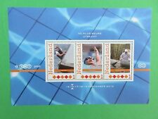 Nederland Persoonlijk velletje 2768-C-2  50 jaar beurs 2010 Postfris