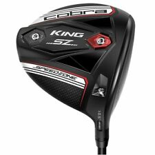 Cobra King SpeedZone Black/White 10.5* Driver Stiff Graphite Mint