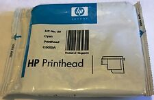 ORIGINAL & SEALED HP90 / C5055A CYAN PRINTHEAD - SWIFTLY POSTED