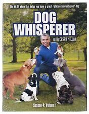 Dog Whisperer with Cesar Millan: Season 4, Vol. 1 (DVD 2010, 5-Disc Box Set) NEW