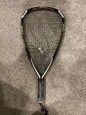 Ektelon RG TORON EXO3 LITE Racquetball Racquet Gold Black White (USED) SS Grip.