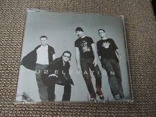U2 Elevation RARE CD Single