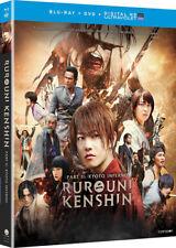 Rurouni Kenshin Part Ii: Kyoto Inferno [New Blu-ray] With DVD, UV/HD D