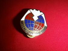US Army MATERIAL COMMAND Unit Crest Distinctive Unit Insignia