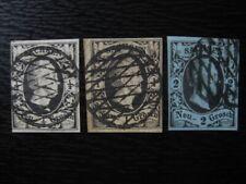 SACHSEN SAXONY GERMAN STATES valuable VF stamp collection! CV $116.50