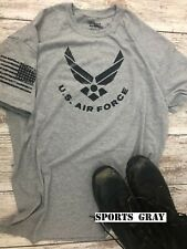 Air Force Military T-shirt With DD-214 Alumni USAF 00