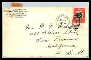 GP GOLDPATH: PANAMA COVER 1909 _CV743_P09