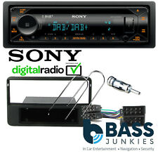 Alfa Romeo Spider 2006 On Sony DAB CD MP3 USB & Bluetooth Car Stereo Fitting Kit