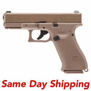 Umarex Glock 19X CO2 Blowback .177 BB Gun 18 Round Tan FDE 2255212