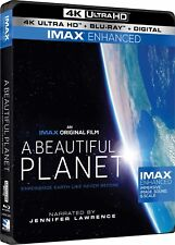 A Beautiful Planet (IMAX)(4K Ultra HD)(UHD)(HDR10+)(DTS:X)