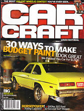 SUPERIOR SHIPPING  Car Craft Magazine May 2005