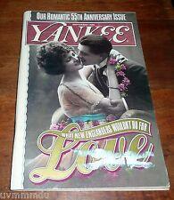 YANKEE Magazine Sept 1990 Romantic 55th Anniversary Issue / Sex History NE